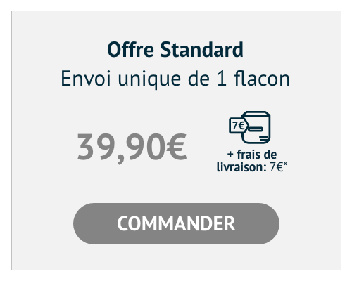 1 flacon standard