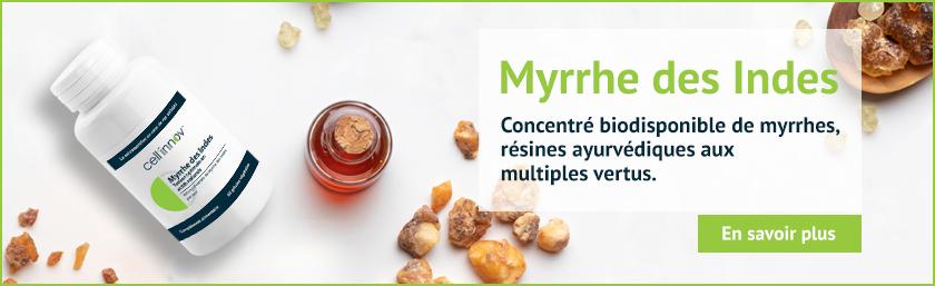Myrrhe des Indes