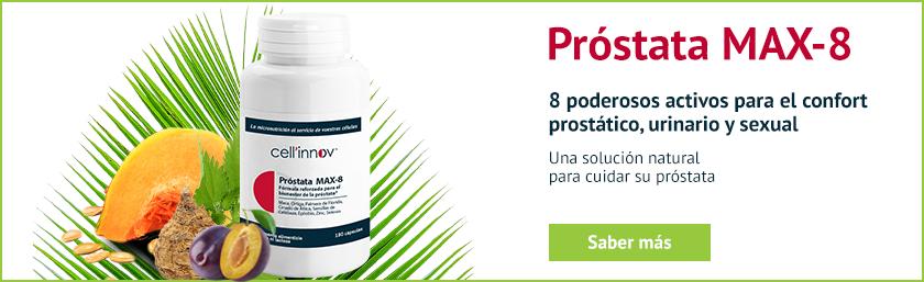 Próstata MAX-8